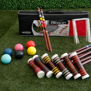 Halex Select Croquet Set