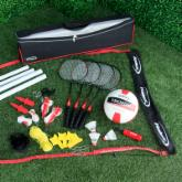  Halex Premier Combination Volleyball/ Badminton Set