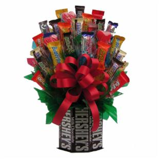 Hershey's™ & More Candy Bouquet