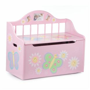 Guidecraft Butterfly Around Toy Box