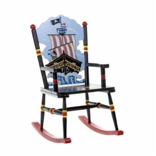 Guidecraft Pirate Rocking Chair