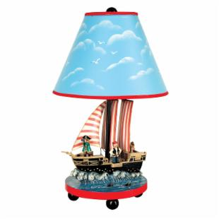 Guidecraft Pirates on the Sea Lamp