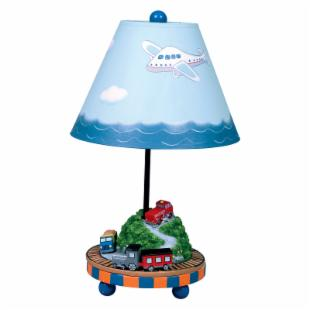 Guidecraft Transportation Table Lamp