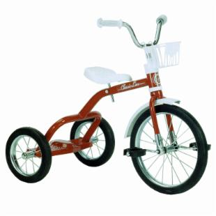 Italtrike Classic 16 in. Tricycle