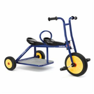 Italtrike Atlantic Carry 2 Seat Tricycle