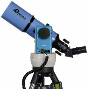 iOptron SmartStar E R80 GoTo Refractor Telescope