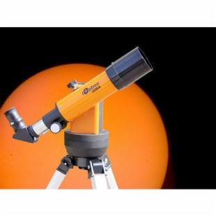iOptron Solar 60 Telescope with Solar Filter and Electronic Eyepiece