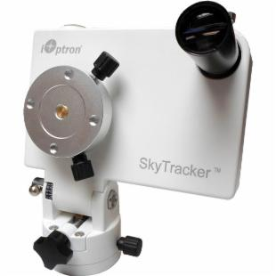 iOptron SkyTracker Camera Mount for Astrophotography with Polar Scope