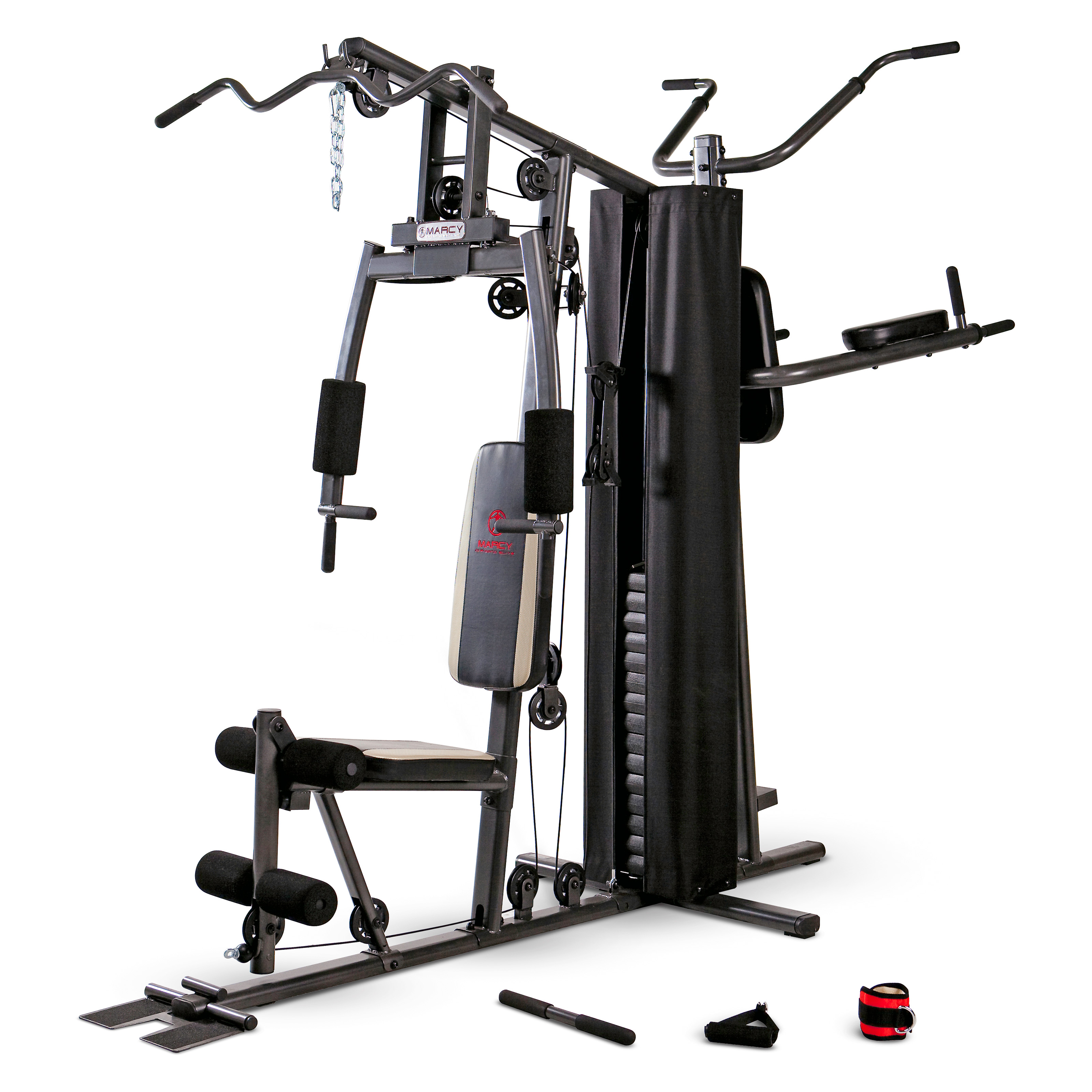 Weider Power Tower Home Gym: Sports & Fitness Equipment