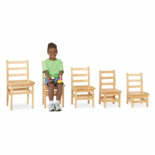 Jonti-Craft Kydz Ladderback Chair  - Set of 2