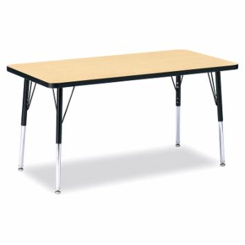  Jonti-Craft Ridgeline Rectangle Activity Table