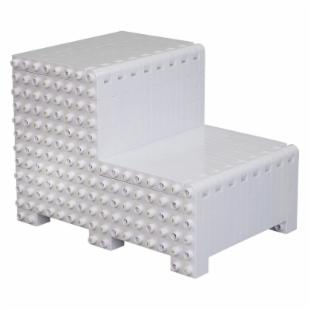 Jekca Homebuilder Lite Convertible Furniture - White