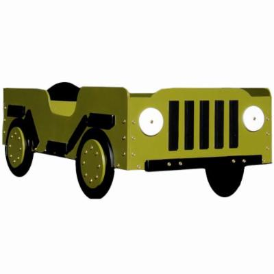 Best Kids Room Military Toddler Bed