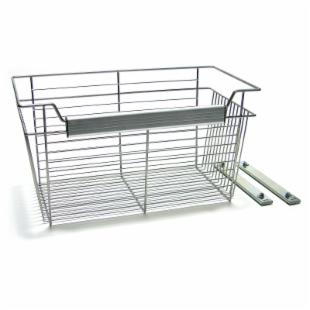 John Louis Home Wire Basket for Deluxe Closet System