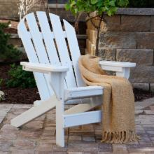 Jayhawk Plastics Recycled Plastic Cape Cod Adirondack Chair