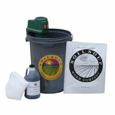 Compost Tea Homebrewing Kit - 6.5 Gallons