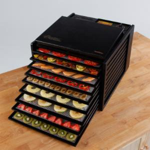 Excalibur 3900 9 Tray Deluxe Heavy Duty Family Size Food Dehydrator