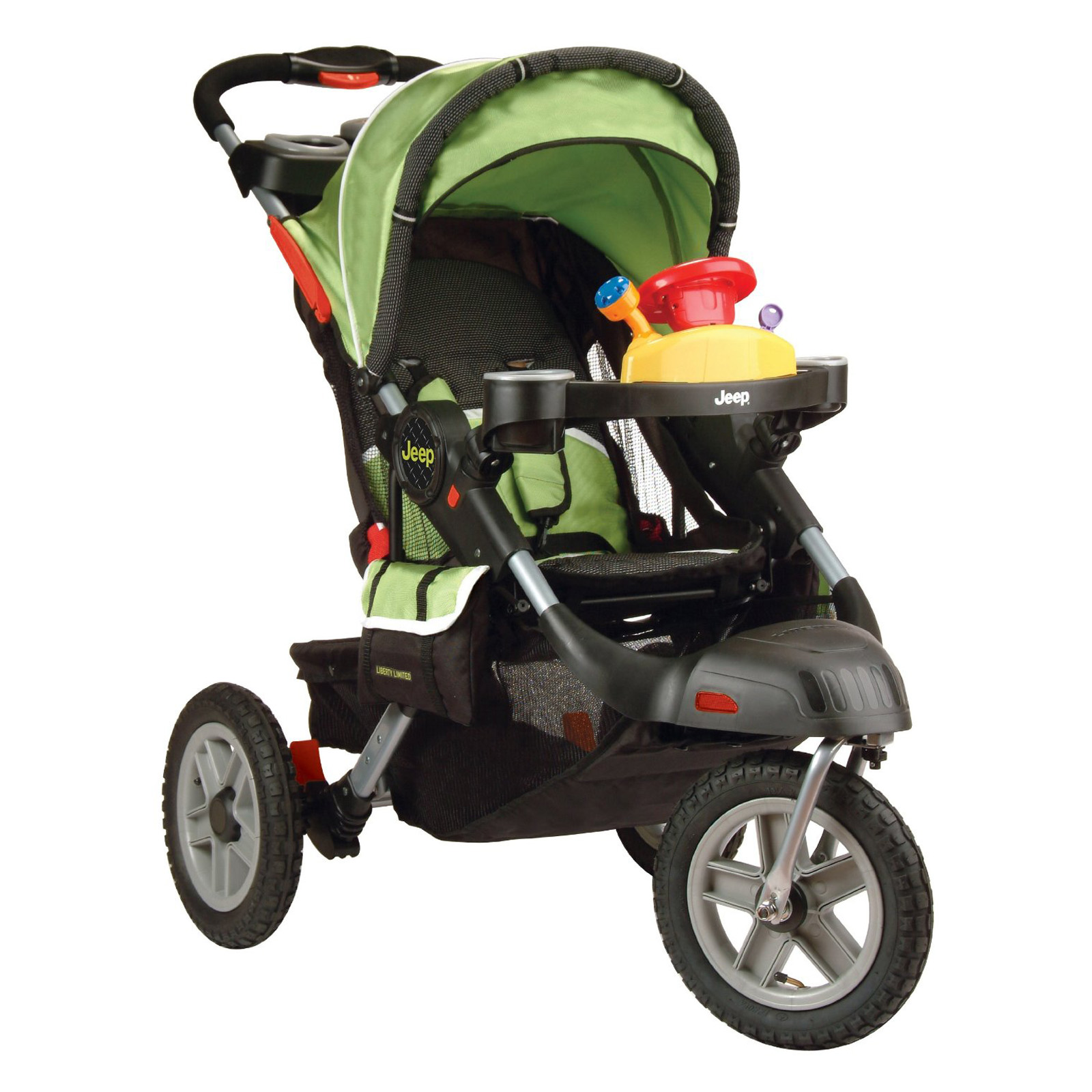 Jeep Liberty Limited Urban Terrain Stroller Spark At
