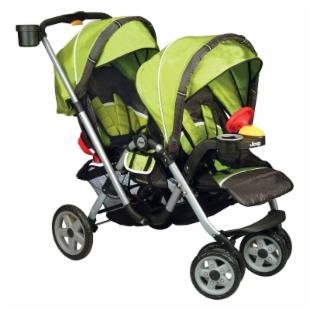 Jeep Traveler Tandem Stroller