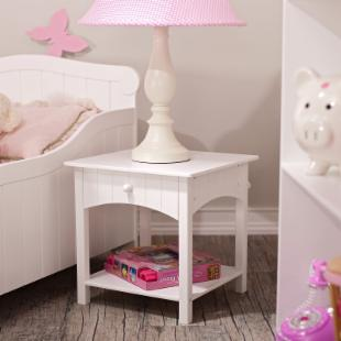 KidKraft Nantucket Toddler Bedside Table
