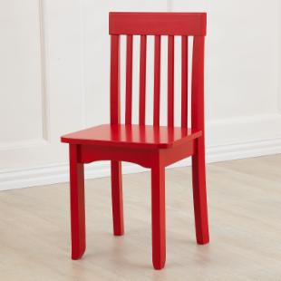 KidKraft Avalon Chair - Red