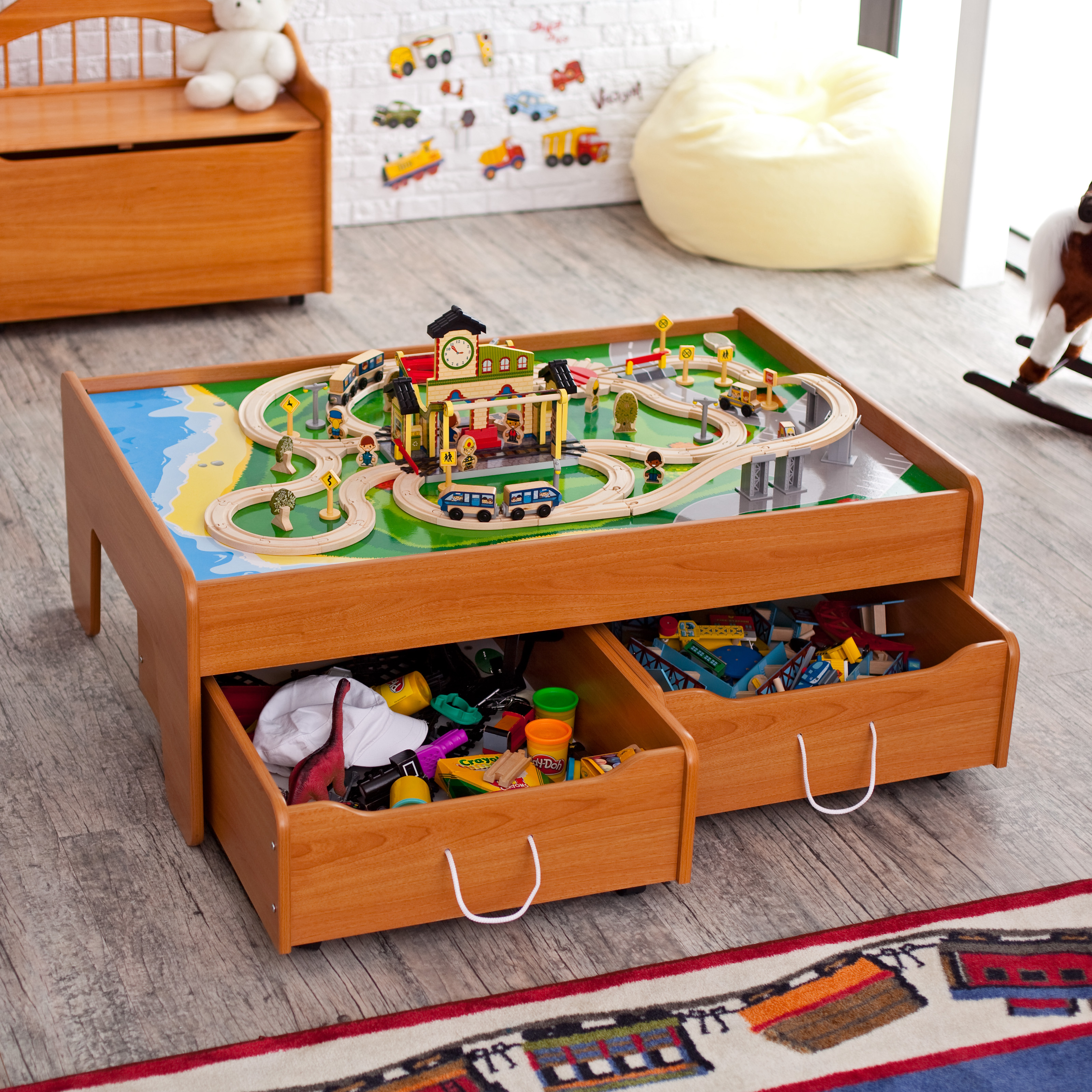 Playtime & Toys Trains and Train Tables