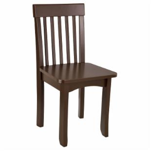KidKraft Avalon Chair - Chocolate