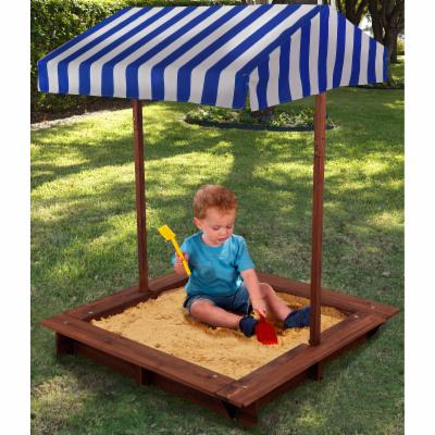 KidKraft 4x4 Outdoor Sandbox