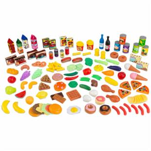 KidKraft Tasty Treat Play Food Set