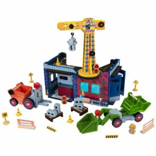 KidKraft Fun Explorers Construction Set