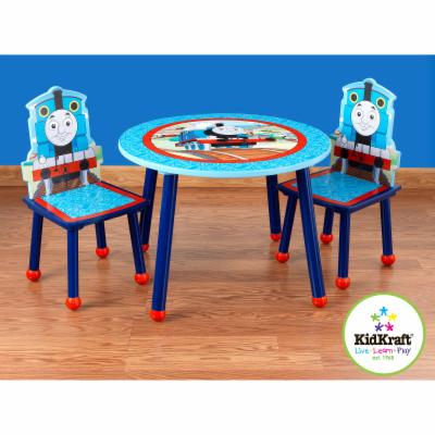  KidKraft Thomas &amp; Friends Table &amp; Chair Set