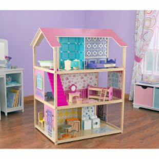KidKraft Deluxe Play Around Dollhouse