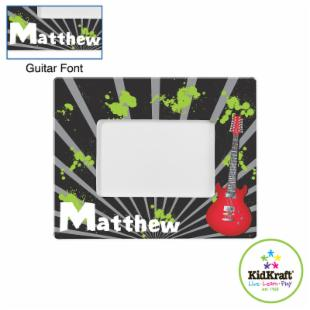 KidKraft Personalized Frame - Guitar