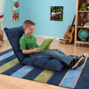 KidKraft Adjustable Lounger - Denim