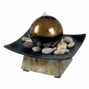 Kenroy Sphere Indoor Table Fountain