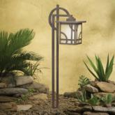  Kichler Larkin Estate&trade; Path and Spread Light-Olde Bronze