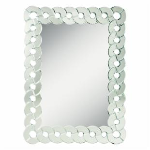 Orbitz Rectangle Wall Mirror - 30W x 40H in.