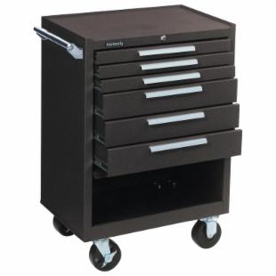 Kennedy 6 Drawer Roller Cabinet