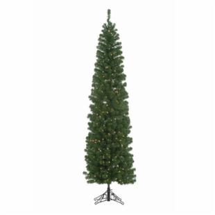 Winchester Pine Pencil Pre-lit Christmas Tree