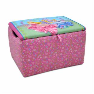 Disney Princesses Pink Toy Box 