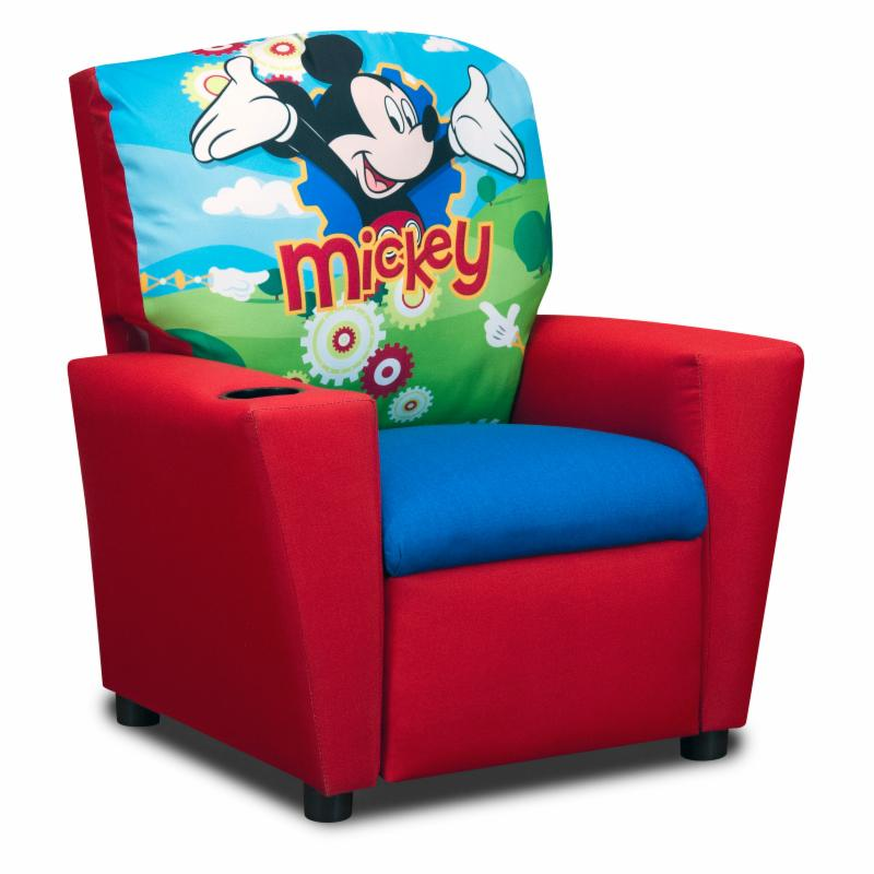 Disneys Mickey Mouse Clubhouse Recliner KWO196-1