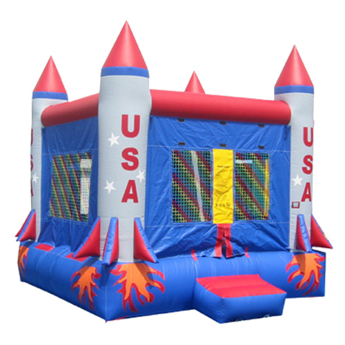 Inflatable Slide Rental Jacksonville Fl: Kidwise Space Bounce House At Hayneedle