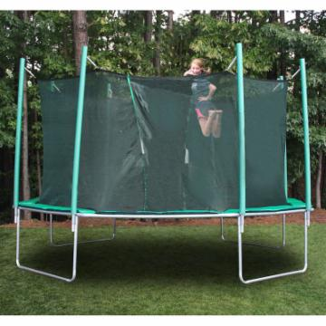 Sportstramp Extreme 16 Ft Octagon Trampoline With