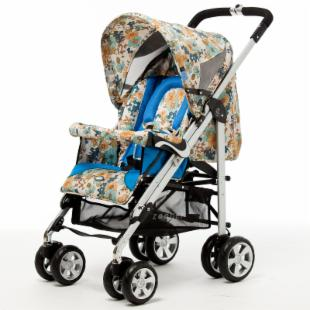 Zooper Bolero Stroller - Mountain Flowers