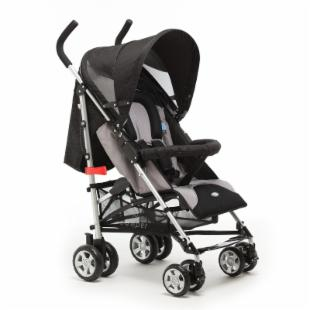 Zooper Twist Stroller - Star Black