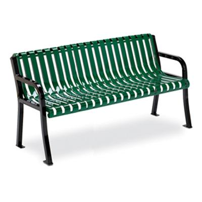 Landscape Brands 4 ft. Reflections Square Arm Bench