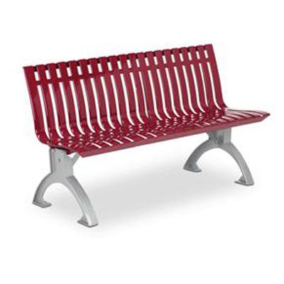 Landscape Brands 4 ft. Latitude Contour Bench