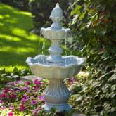  Welcome Garden Pineapple Tiered Fountain