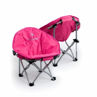 Lucky Bums Moon Chair - Pink - Small