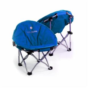 Lucky Bums Moon Chair - Blue - Medium